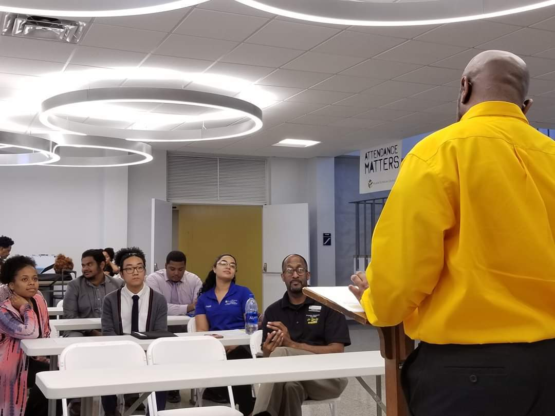 Atlanta Technical College Students and Staff