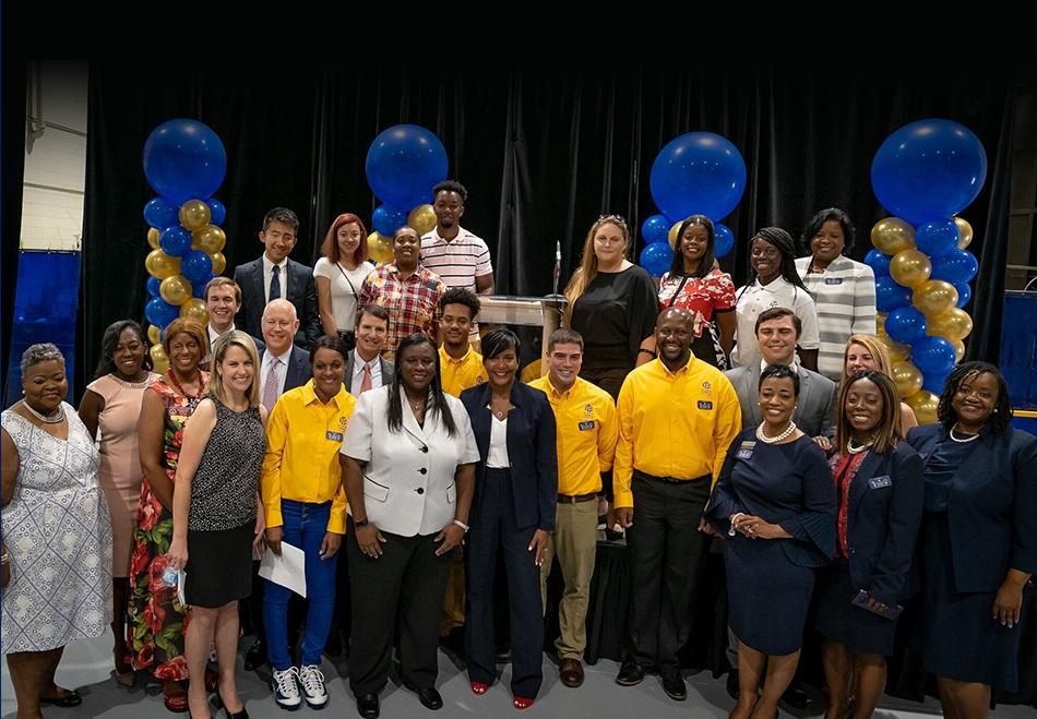 CWI Dr. Seals and Mayor Keisha Lance Bottoms